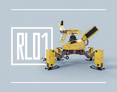 RL01 - 3D Robot