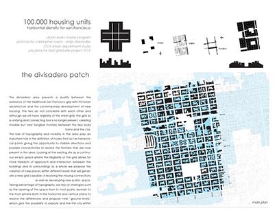 100.000 Housing Units for San Francisco