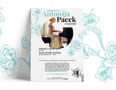 Antonija Pacek | Tour