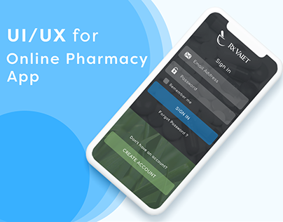 Online Pharmacy Website & mobile App Solution