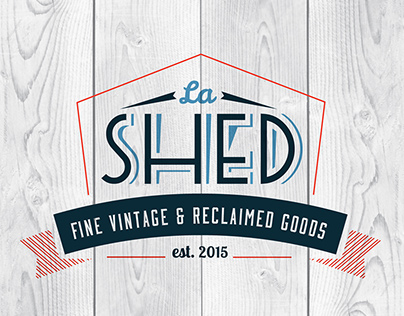 La Shed | Visual Identity