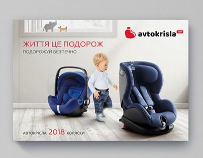 Catalog for Avtokrisla