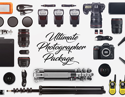 Ultimate Photographer Package
