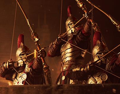 Dragon Armors for The Elder Scrolls Online Elsweyr