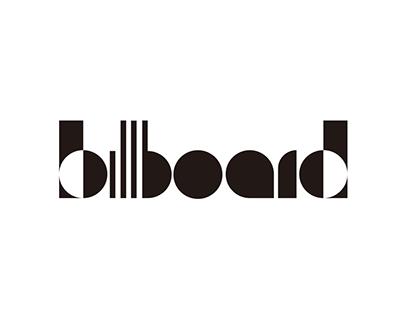 Billboard Conceptual Rebranding
