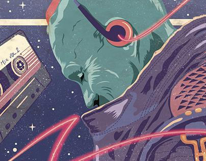Awesome Yondu - Guardian of the Galaxy