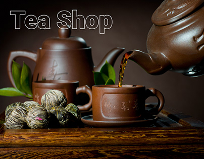 ONLINE TEA SHOP | ИНТЕРНЕТ-МАГАЗИН ЧАЯ