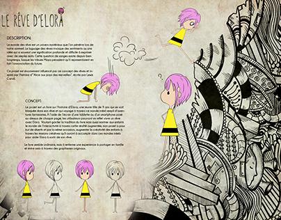 UX DESIGN - ELORA'S DREAM