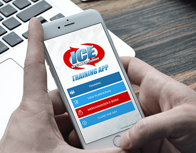 Ice Training App