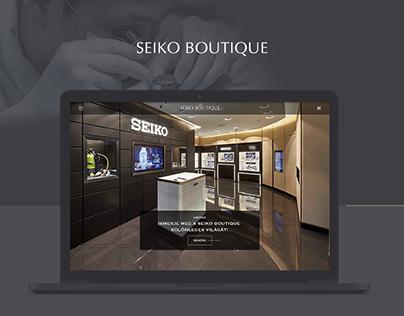 Seiko Boutique