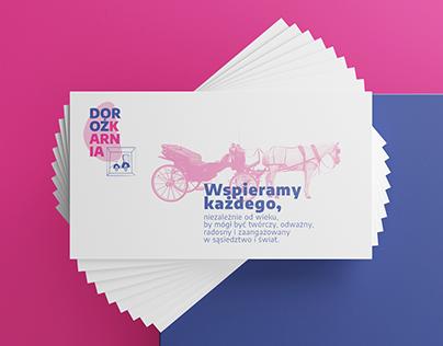 Dorożkarnia - rebranding