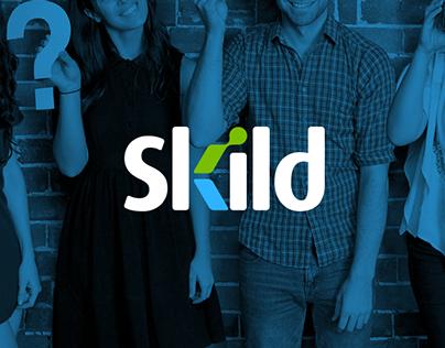 Skild.com responsive website design