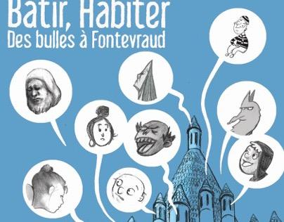 Jeux d'enfants ( fanzine Abbaye de Fontevraud )
