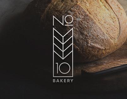 No 10 Bakery | Branding