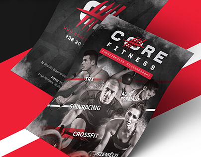 core fitness case study