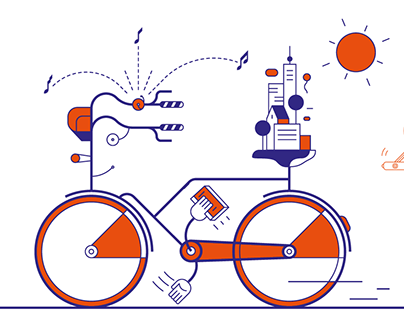 "Biciklistika / ""Cyclistics"""