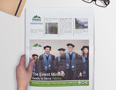 PNWU-Marketing Material