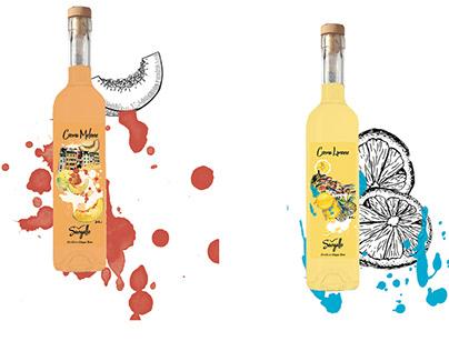 Design for Distilleria Cinque Terre by Barraud