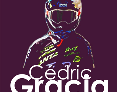 Cédric Gracia animation project