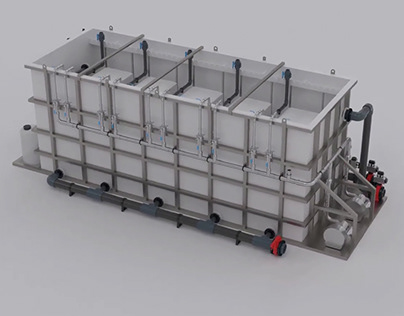 Animación 3d de producto Hidro-Water
