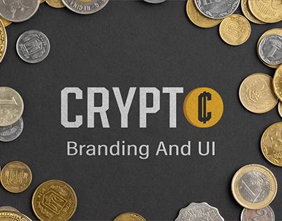 Crypto Branding and UI