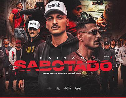 Haitam - Sabotado Cover