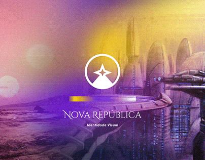 Desafio Kimura - Nova República - Identidade visual
