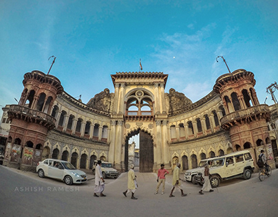 Temples & Monuments in Ayodhya, Uttar Pradesh