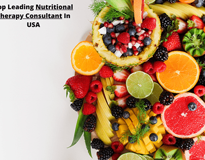 Top Leading Nutritional Therapy Consultant In USA