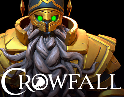 The Sentinel of Earth (for Crowfall, the game!)
