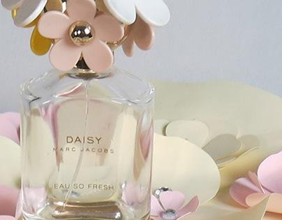 Daisy Product Display