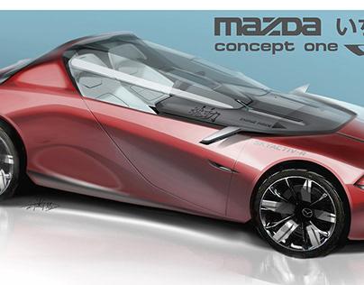 Mazda いち ICHI