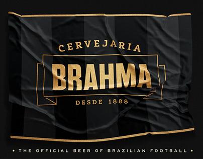 Brahma | Cerveja Oficial do Futebol Brasileiro