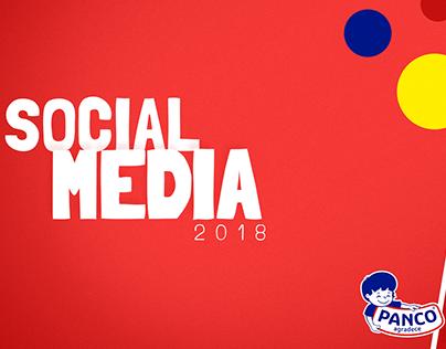 Social Media Panco - 2018