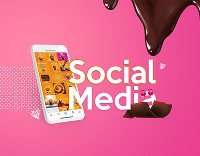 Social Media Dunkin
