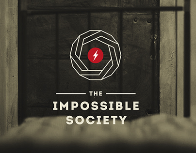 The impossible society - Brand Identity