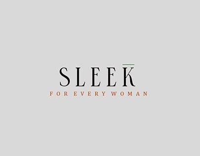SLEEK (new branding)