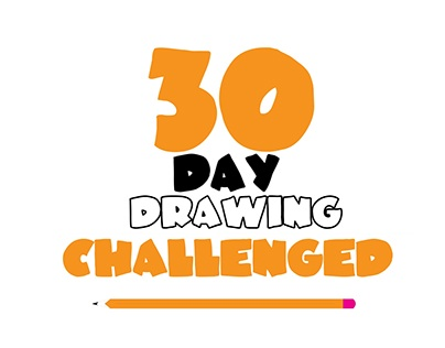 30 Day Drawing Challenged.