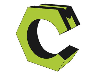 Crea Nova Makers logo design