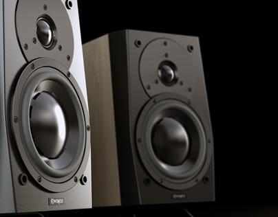 Dynaudio MC-15 Desktop speakers