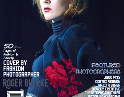 Cinema for Anticipate Magazine issue 13