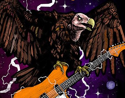 Novo Guitars - Voltur T Shirt