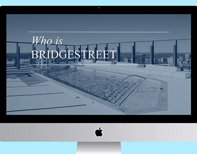 Who is BridgeStreet?