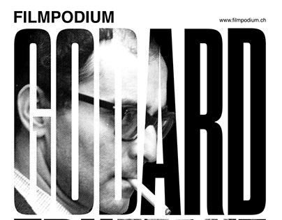 Poster Godard/Truffaut