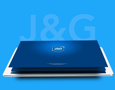 J&G Security App for iPAD