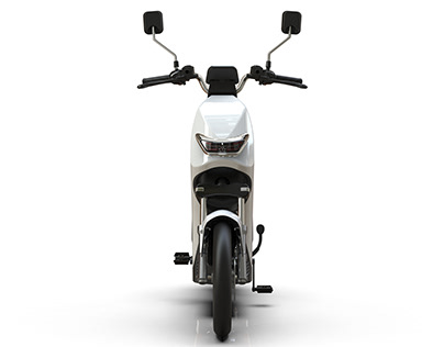 Electric bicycle-number 3