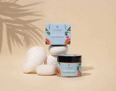 The Hade Papaya Collection - Product Photography