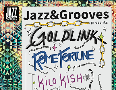 J&G - Goldlink, Rome Fortune, Kari Faux, Liberal Arts