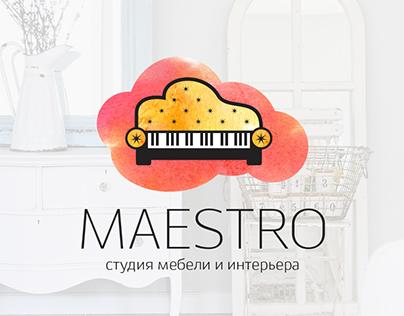 Maestro is a studio furniture and interior.