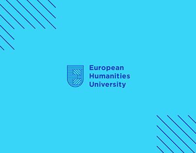 European Humanities University redesign